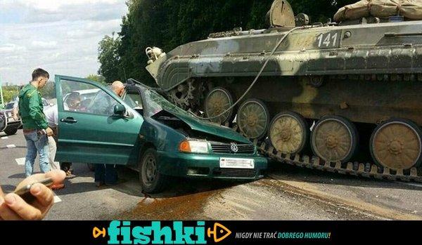Wojskowe wpadki - zdjęcie 1