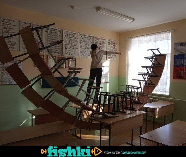 W rosyjskiej szkole