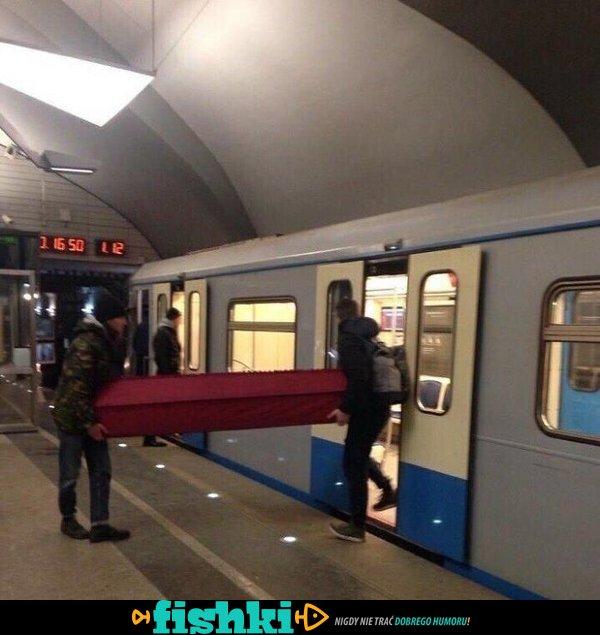 Pewnego razu w metrze - zdjęcie 23