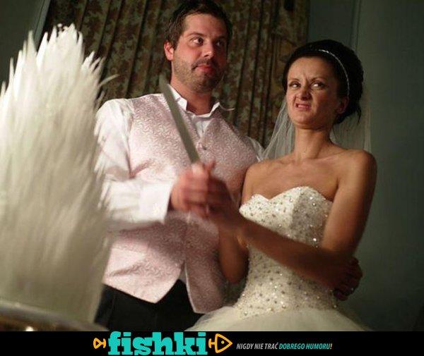 Zabawne zdjęcia ślubne - zdjęcie 8