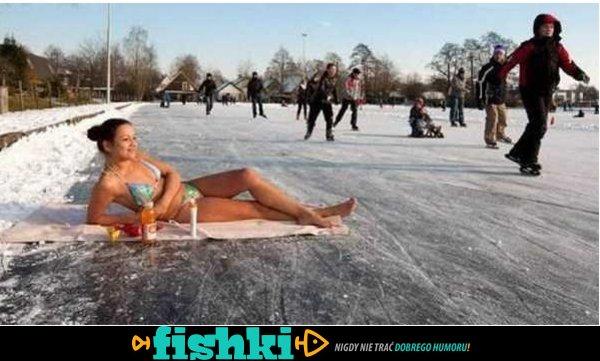 Tęsknicie za zimą?