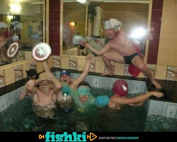 Lubią imprezować