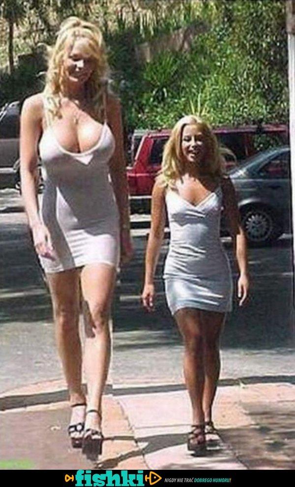 Bardzo wysokie kobiety