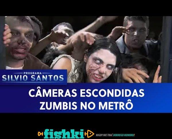 Przerażająca akcja w metrze
