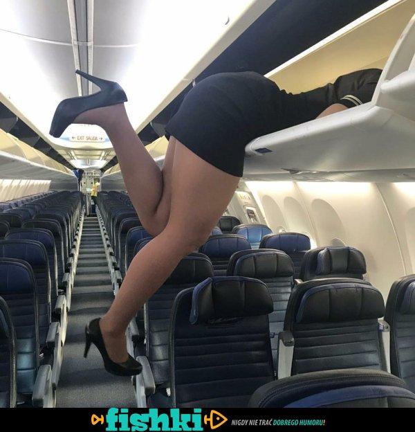 Pewnego razu w samolocie - zdjęcie 33