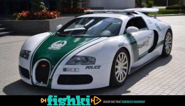 Takie rzeczy tylko w Dubaju