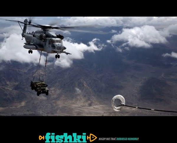 Niesamowity wyczyn pilotów