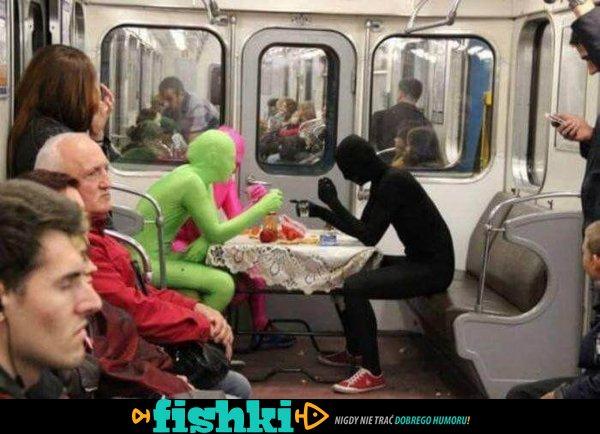 Pewnego razu w metrze - zdjęcie 1