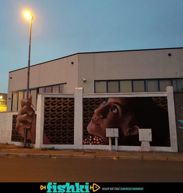 Niesamowite graffiti - zdjęcie 1