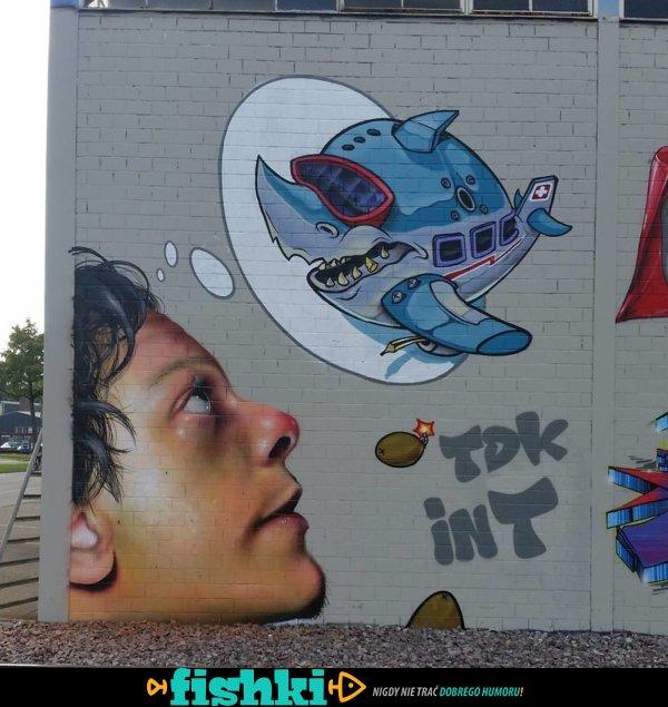 Niesamowite graffiti - zdjęcie 58