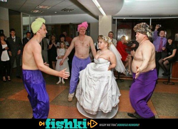 Rosyjskie wesela - zdjęcie 1