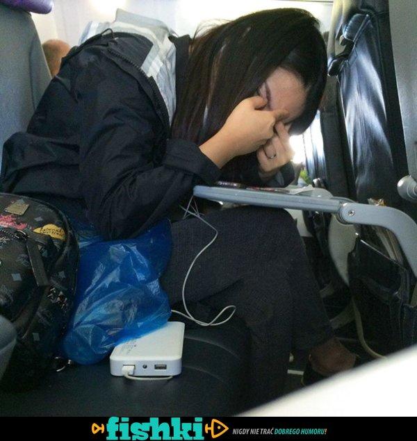 Najgorsi pasażerowie w samolotach - zdjęcie 19