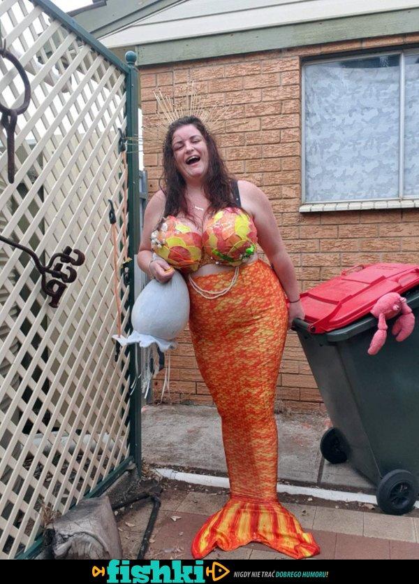 Kiedy wyjście ze śmieciami jest tak dużym wydarzeniem