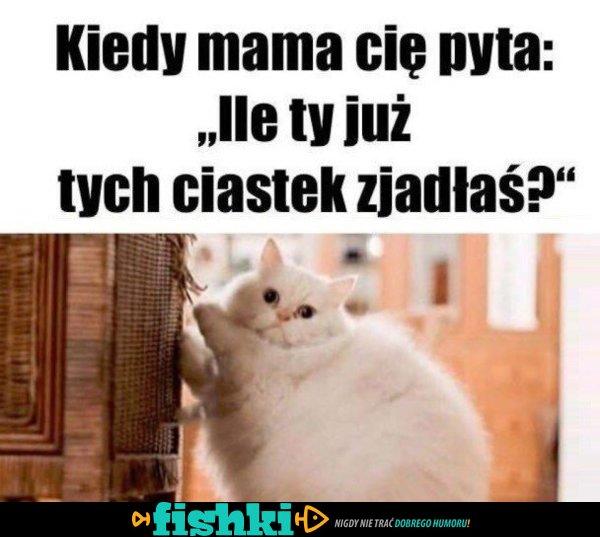 Kiedy mama cię pyta