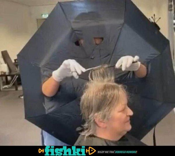 Pewnego razu u fryzjera