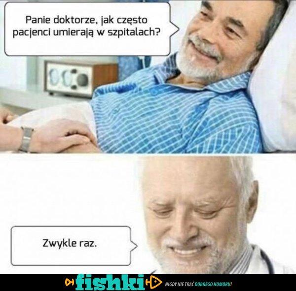 Panie doktorze...