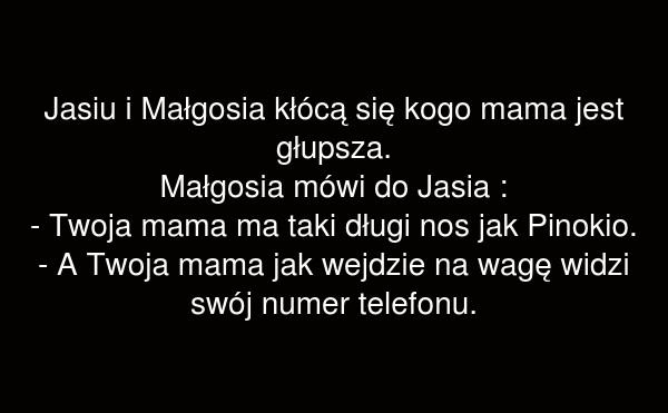 Jasiu i Małgosia