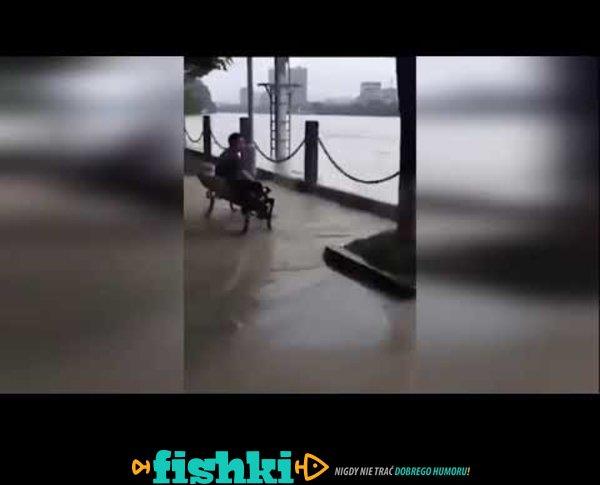 Co my tam wiemy o powodzi...