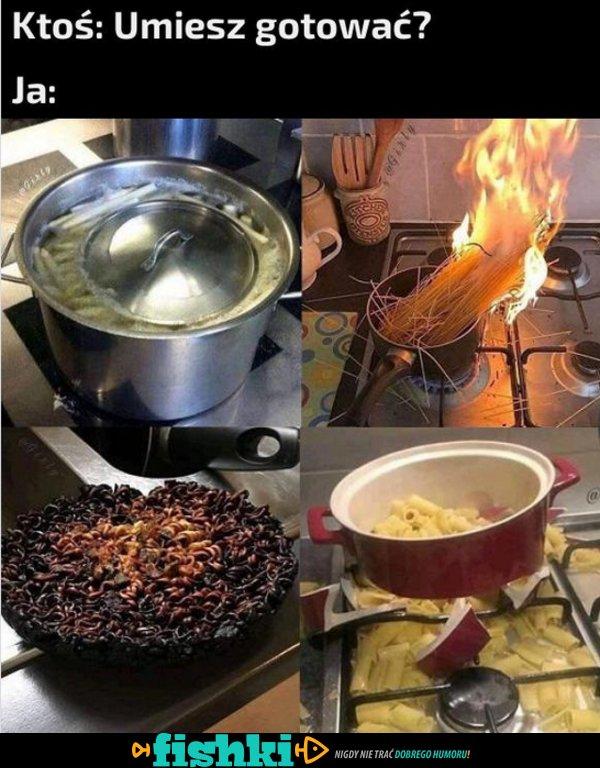 Umiesz gotować?
