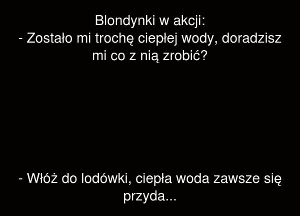 Blondynki w akcji: