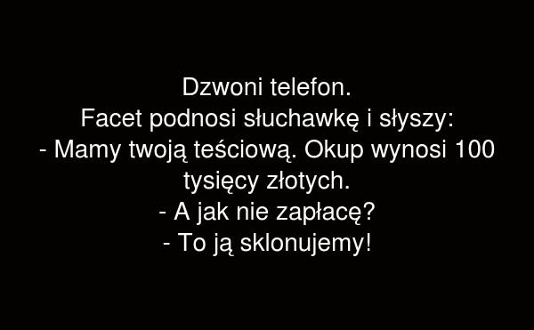 Dzwoni telefon