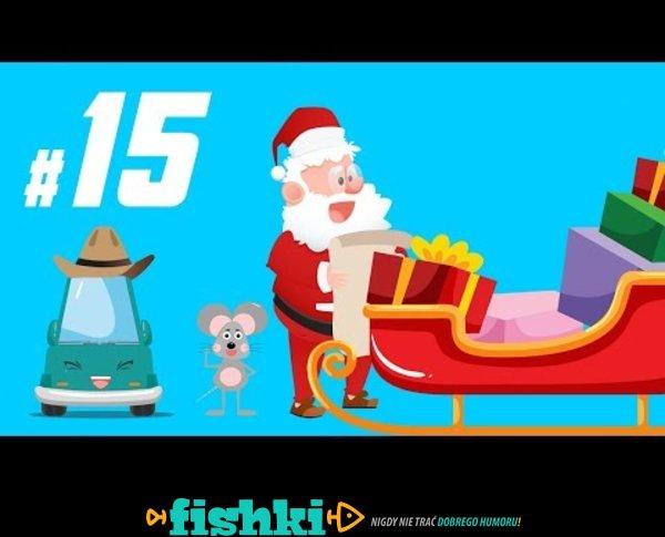 Pan Samochodzik #15 - Ratujmy Świętego Mikołaja