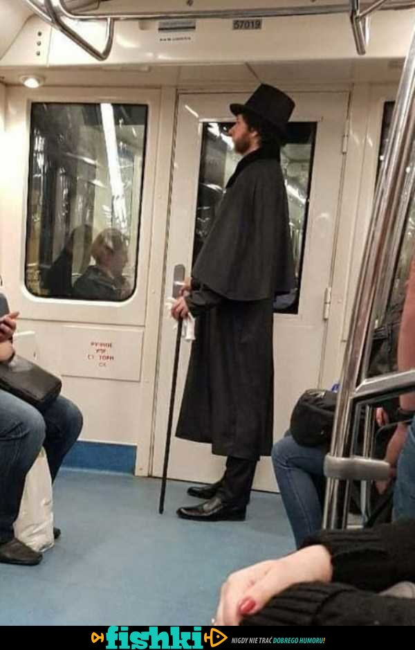 W rosyjskim metrze - zdjęcie 1