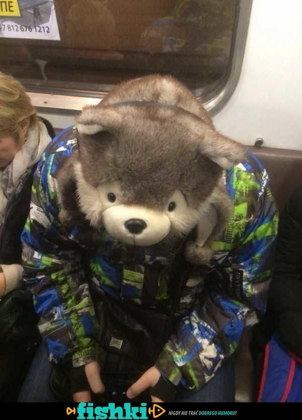 W rosyjskim metrze - zdjęcie 9