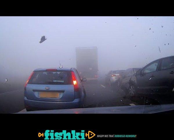 Uważajcie na drogach