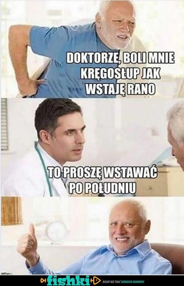 Świetny lekarz!