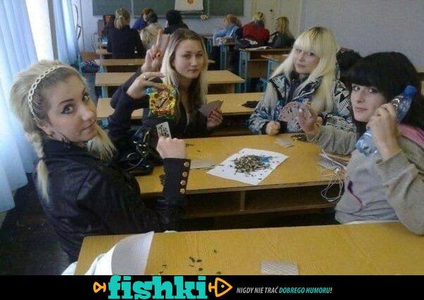 W rosyjskich szkołach