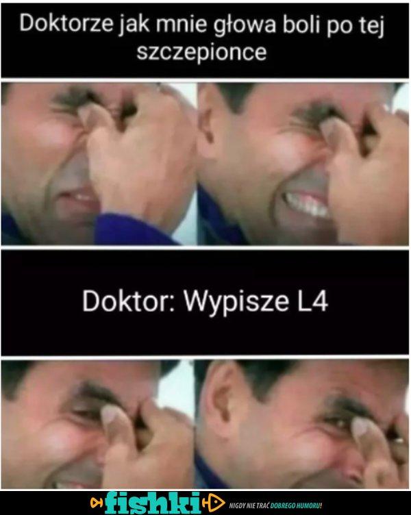 Doktorze...