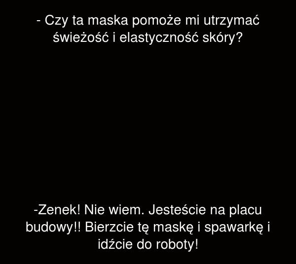 Zenek!