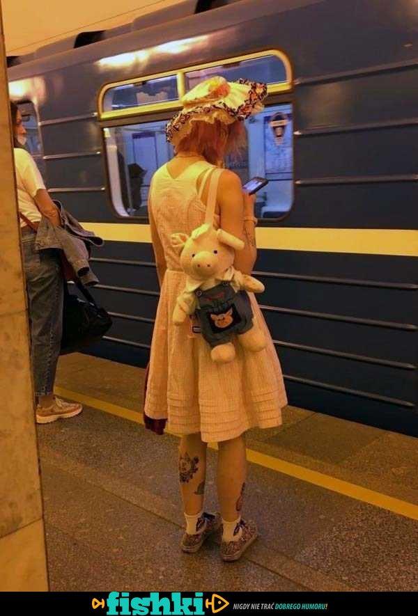 Pewnego razu w rosyjskim metrze - zdjęcie 1
