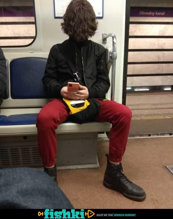W rosyjskim metrze
