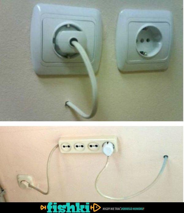 Pomysłowi elektrycy