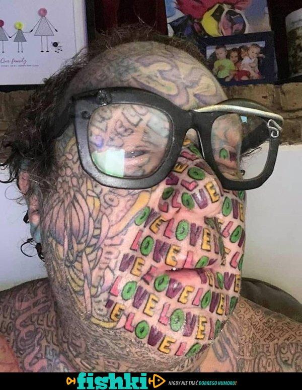 Absurdalne tatuaże