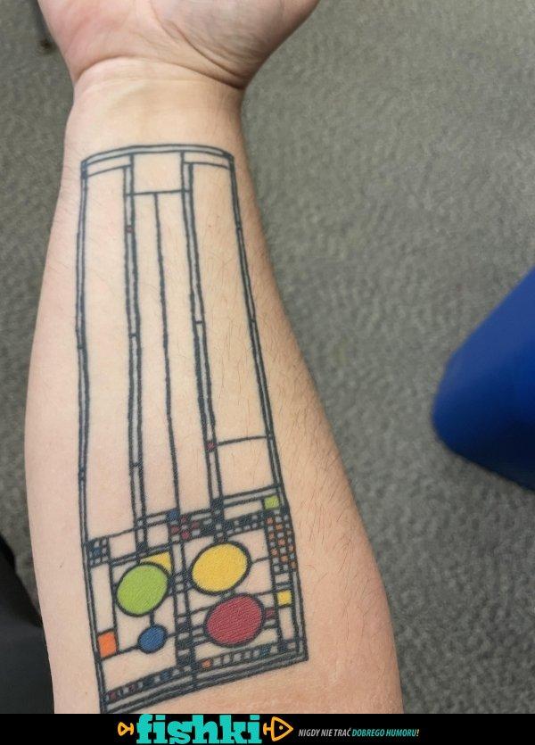 Absurdalne tatuaże - zdjęcie 20